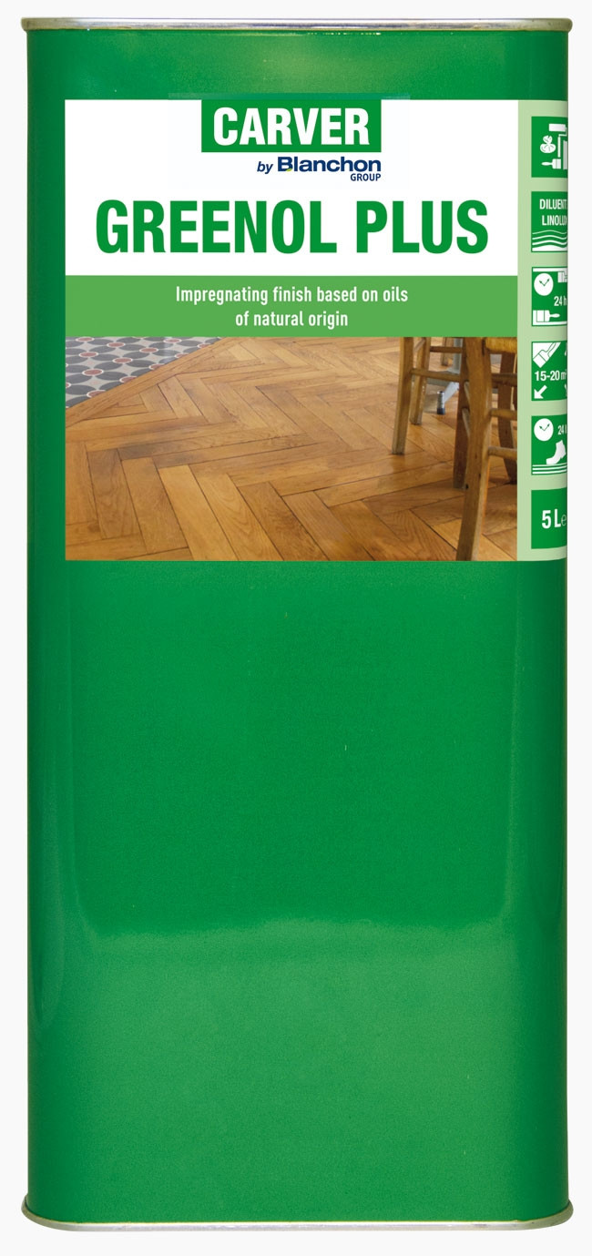 Traditional hardwood flooring oil GREENOL PLUS