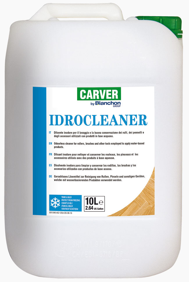 Odorless Thinner IDROCLEANER