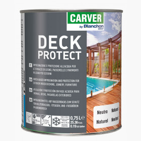 Water-based Impregnation DECK PROTECT