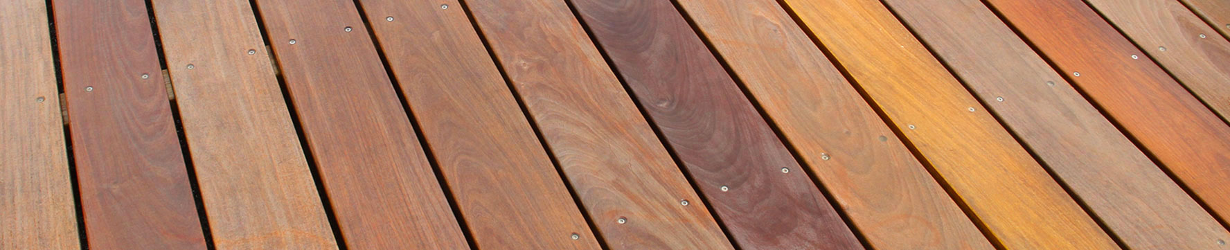 Protection for exterior wood decking